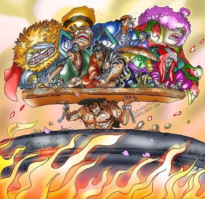 One Piece 974 Spoilers One Piece Manga Chapter 974 Raw
