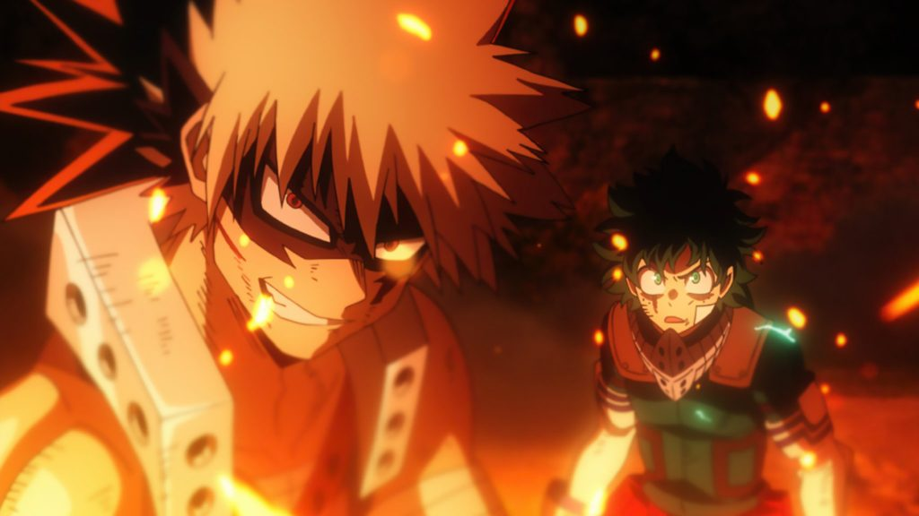 My Hero Academia 272