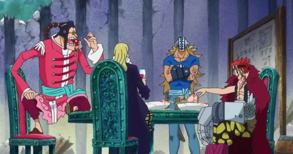 One Piece 981