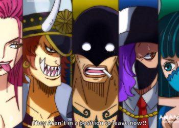 One Piece Manga 979 Spoilers
