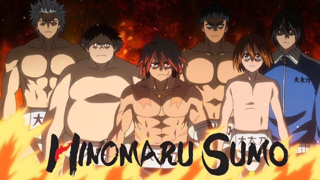 Hinomaru Sumo Season 2