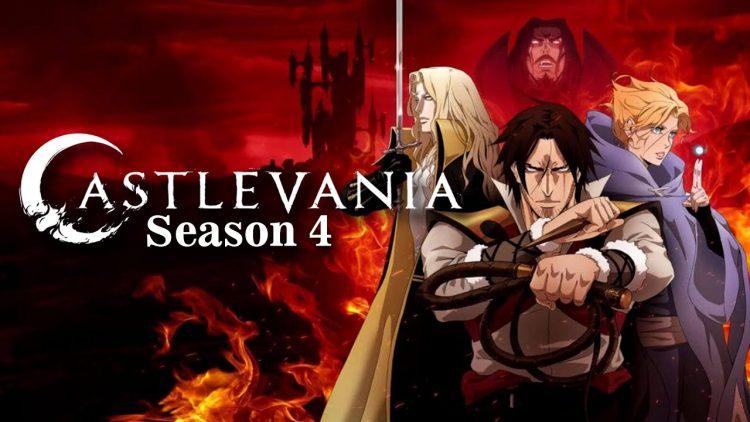 Castlevania Season 4