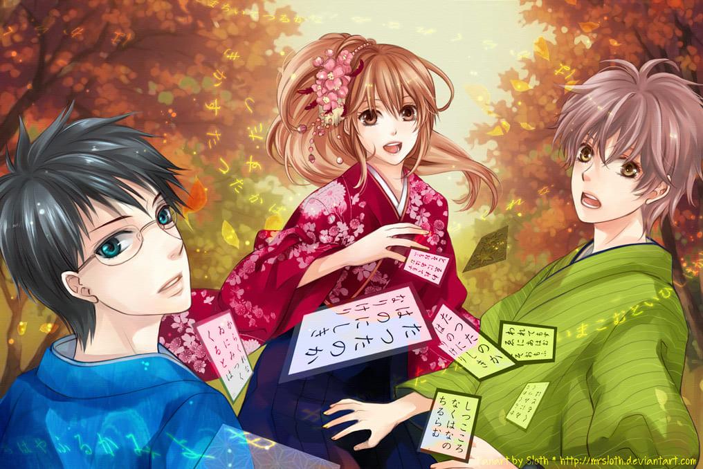 Chihayafuru Season 4