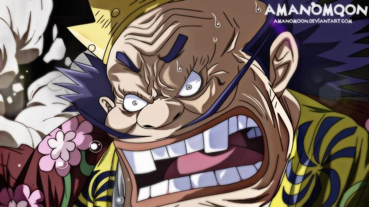 One Piece Chapter 986