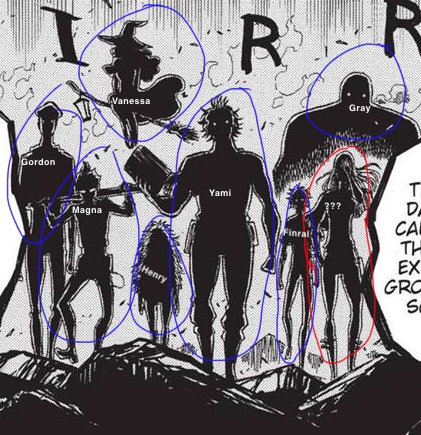Black Clover Chapter 262 Spoilers