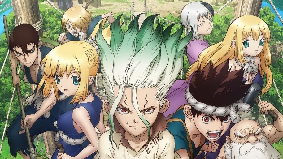 Dr. Stone Chapter 164