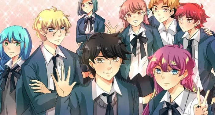 unOrdinary Anime release date