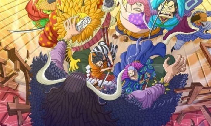 One Piece 992 spoilers