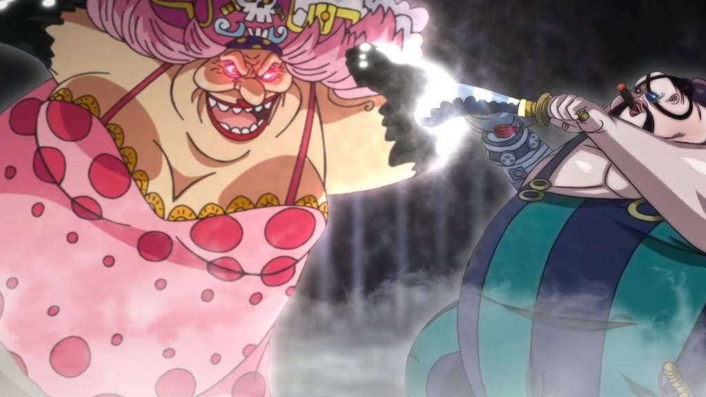 One Piece Episode 945