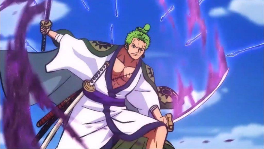 One Piece 1002 Raw
