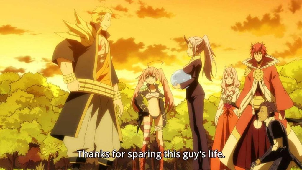 The Time I Got Reincarnated As A Slime Season 2 Episode 2