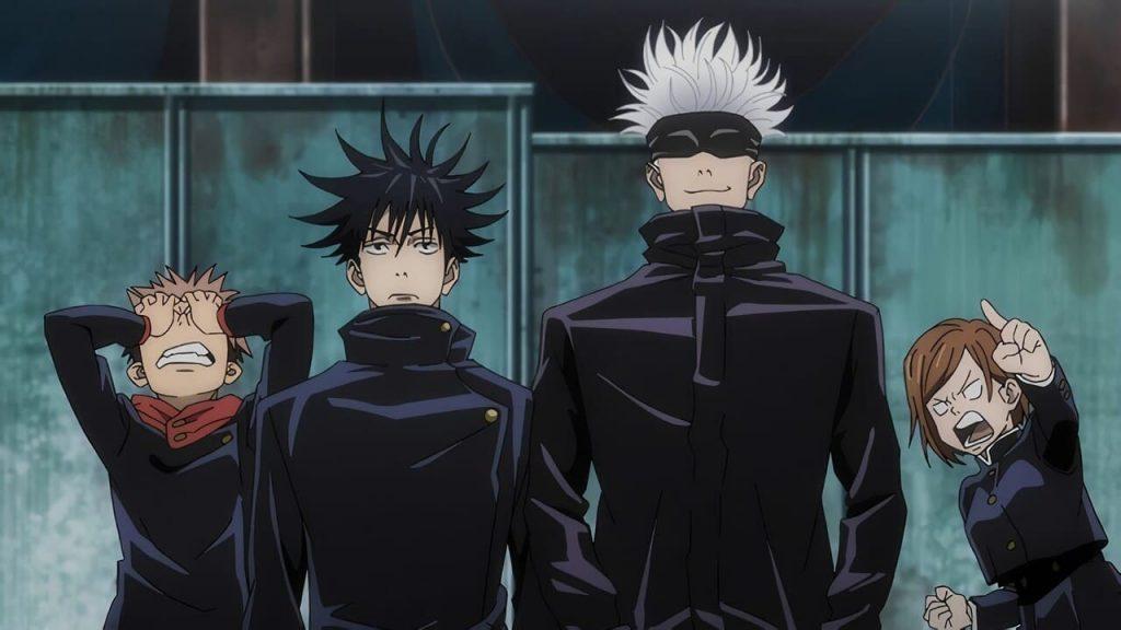 Jujutsu Kaisen Episode 18