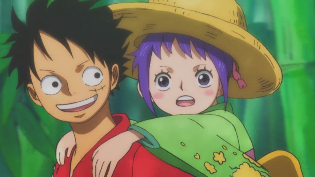 One Piece Manga 1004 Spoilers