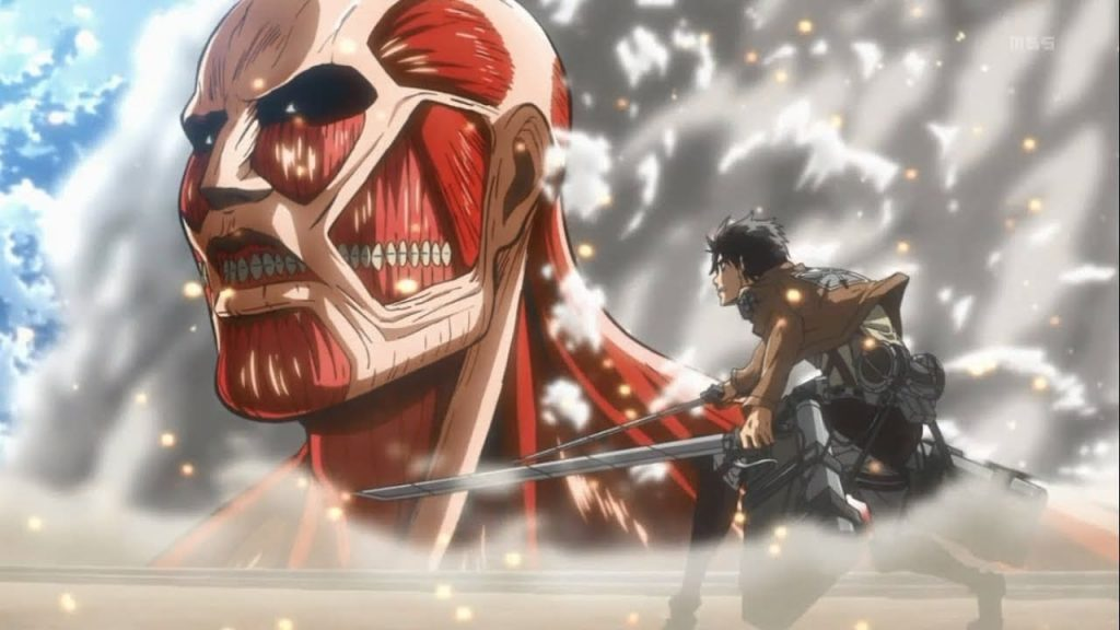 Attack on Titan Season 4 Episode 14