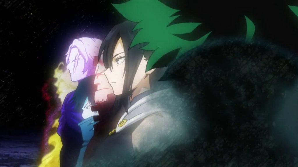 My Hero Academia Season 5 Episode 1