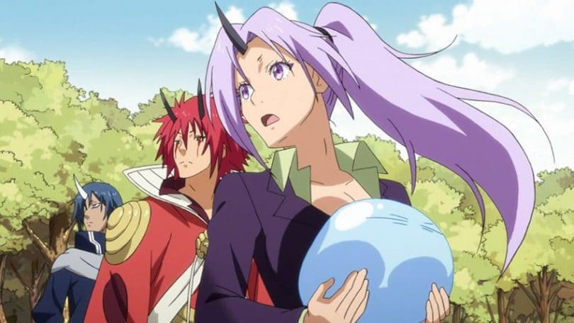 That Time I Got Reincarnated As A Slime Episode 35