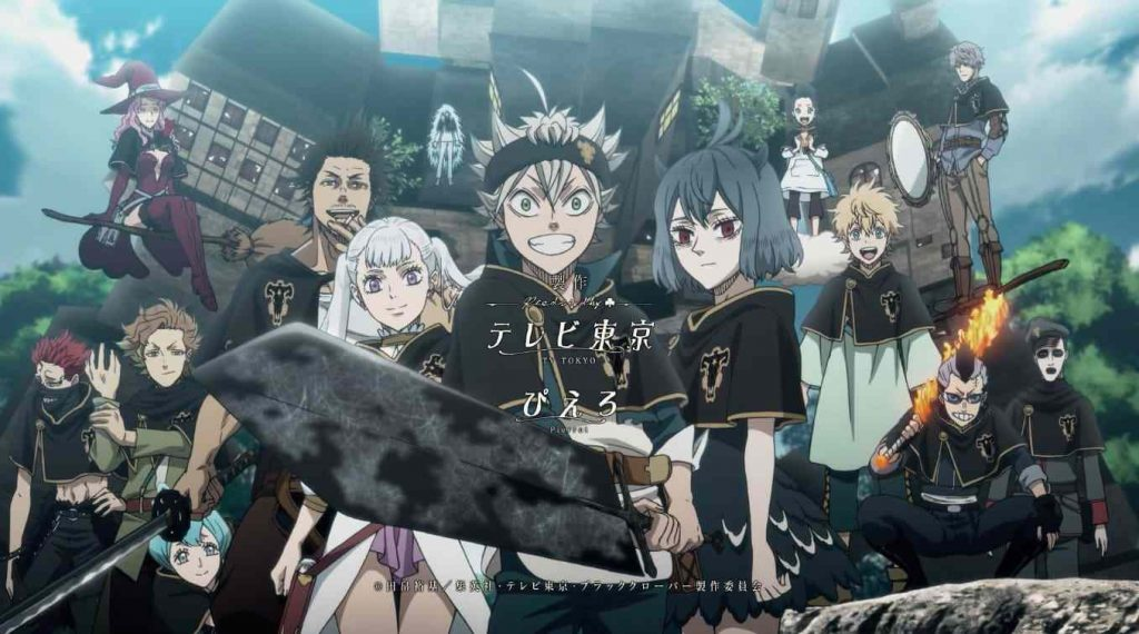 Black Clover Chapter 291 Spoilers