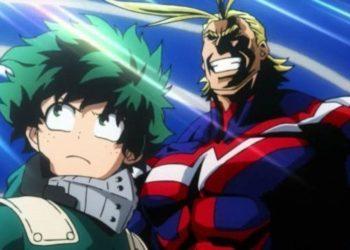 My Hero Academia 310