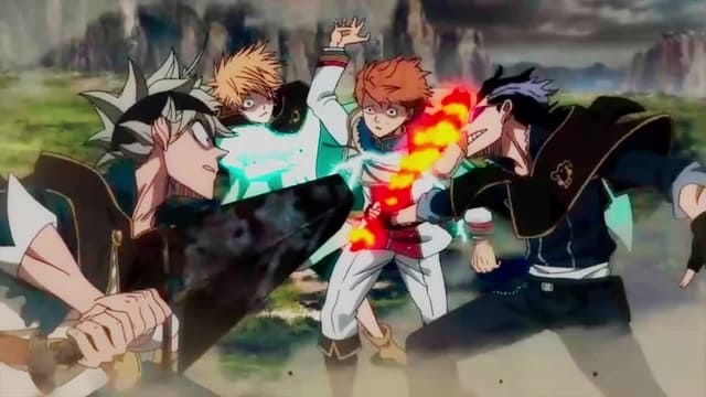 Black Clover Chapter 294 Spoilers
