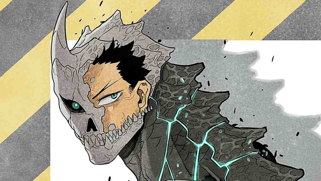 Kaiju No.8 Chapter 34