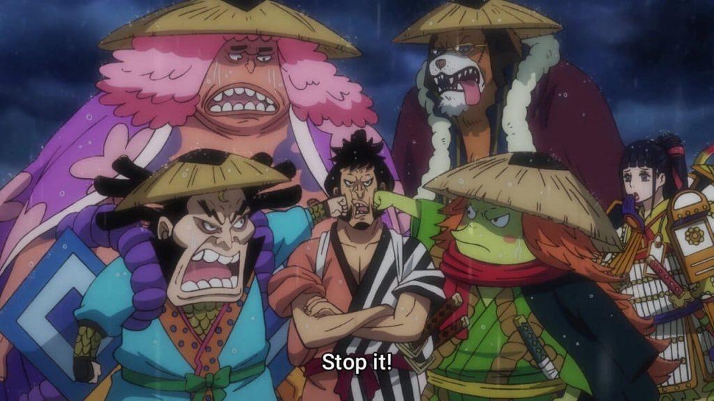 One Piece Manga 1017 Spoilers