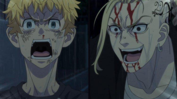 Tokyo Revenger Episode 11