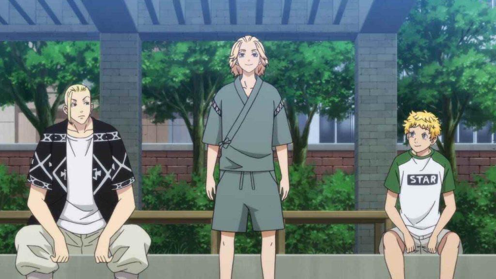 Tokyo Revengers épisode 9