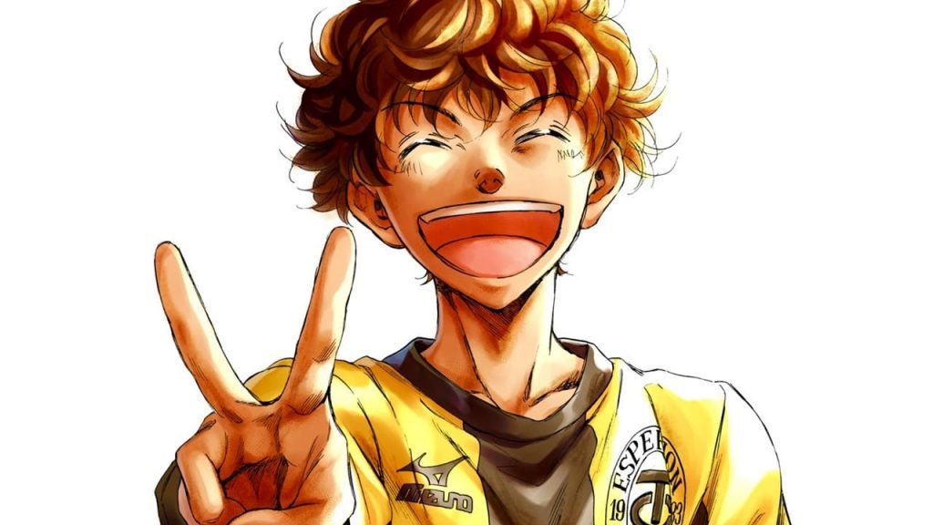 Ao Ashi Anime