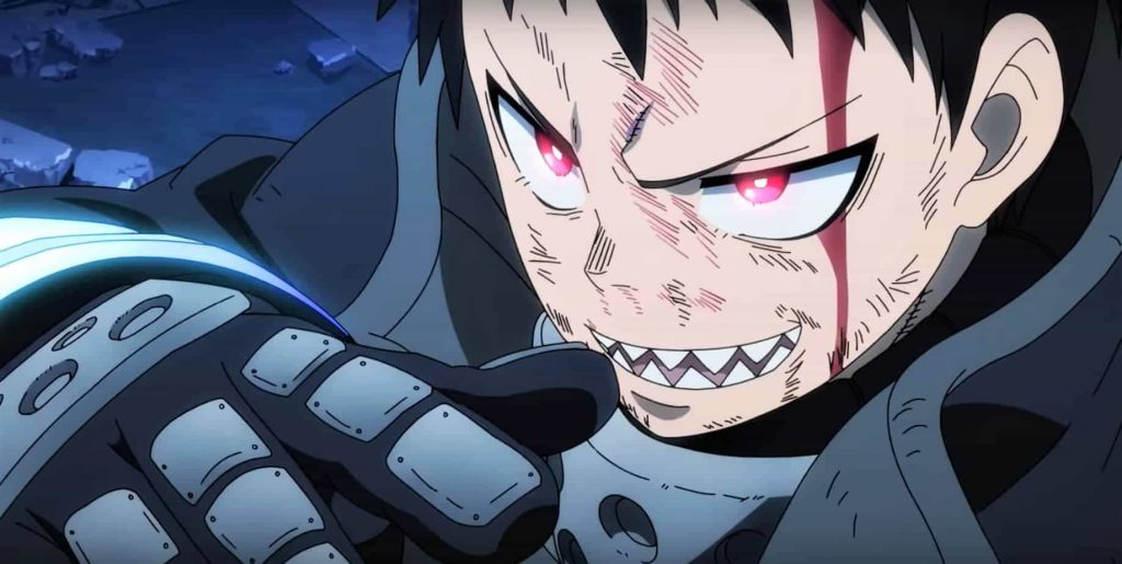 Fire Force Chapter 275