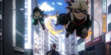 My Hero Academia Season 5 Episode 17