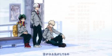 My Hero Academia Season 5 Episode 18