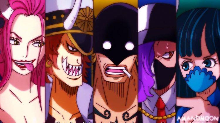 One Piece Episode 982