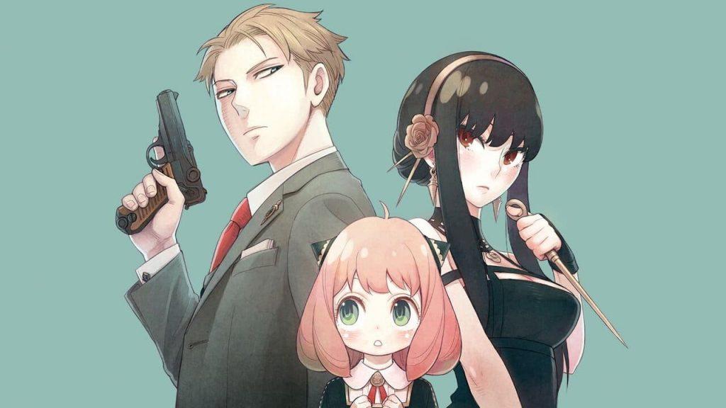 Spy x Family Anime