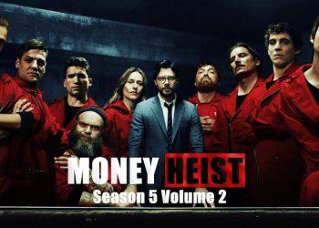 Money Heist Season 5 Volume 2